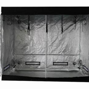 Hydroponic Mylar Grow Tent for Indoor Plant Growth 240×120×200cm