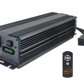 Hydroponic 630W Twin Output 315X2 Dual Dimmable CMH Digital Electronic Ballast for Garden and Greenhouse