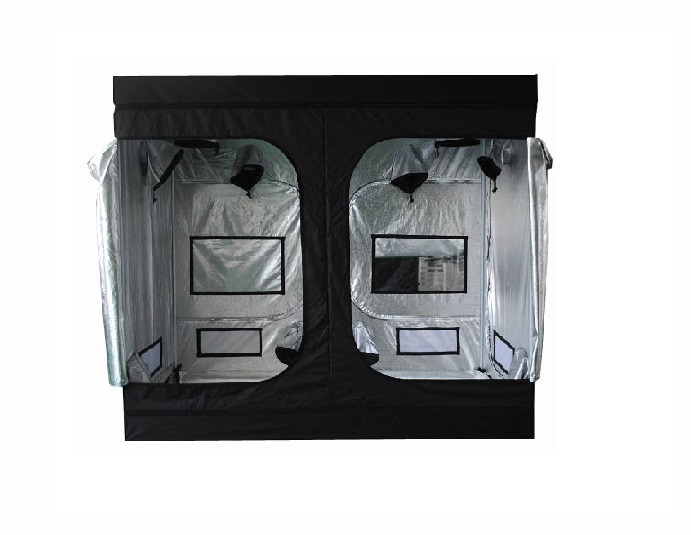 Reflective Home Box with 600D Mylar Fabric Hydroponic Grow Tent for Indoor Horticulture